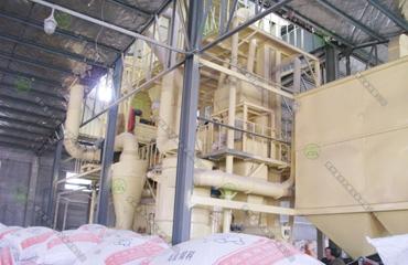 时产10吨全自动颗粒德赢vwin米兰机组