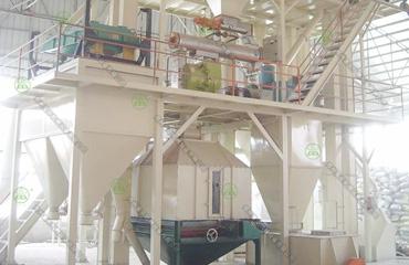时产4吨颗粒德赢vwin米兰机组