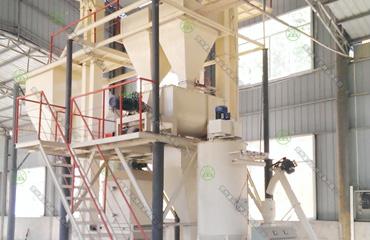 时产2吨框架式颗粒德赢vwin米兰机组