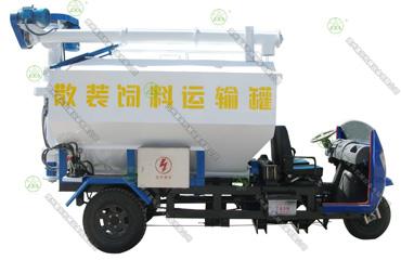 一体式2吨散装德赢vwin米兰运输车