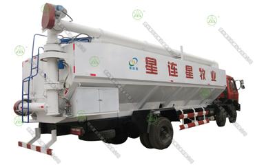 18吨内蒙古蒙牛乳业集团定制散装德赢vwin米兰运输车
